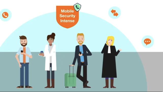 Orange Mobile Security Intense